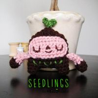 Seedling 004 by hellohappycrafts