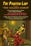 TLIID Daredevil anniversary DD and Phantom Lady 3 by Nick-Perks