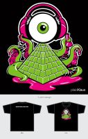 Third Eye: Family Hour T by plaidklaus