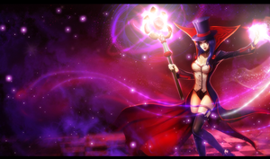 Leblanc, The Deceiver by SeoulHeart