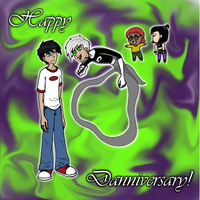 10 Years of Our Favorite Ghost Boy by isora683