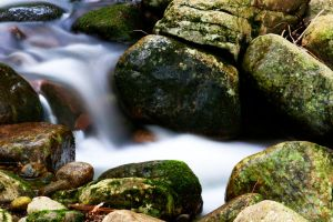 A Study in Flowing Water I by ChrisTheJeweler