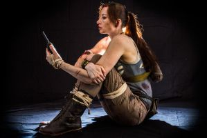 Tomb Raider 2013: A Call for Help by ShonaAdventures