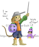 I Am The Hero by Genolover