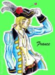 ::Pirate France:: by xxxstarrynightzxxx