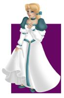 + CINDERELLA as ODETTE + by Opal-I