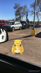 Can Sandshrew have a ride? by RDJ1995