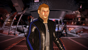 Varric  (Human !) (Leather Jacket Version !) by CyberBrian360