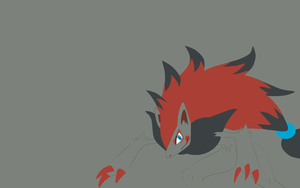Zoroark Wallpaper by Banana-Bear