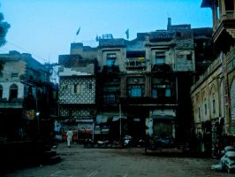 Old Lahore by marya123