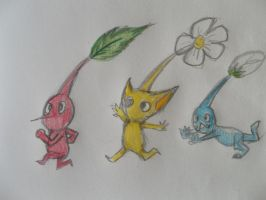 Pikmin part 1 by vanazza