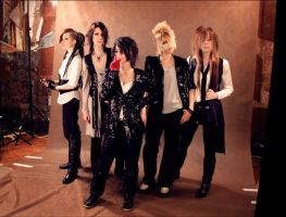 We are Gazette by fausto-The-Endless