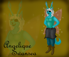 Angelique ~ December Gift Exchange by CountessofFire