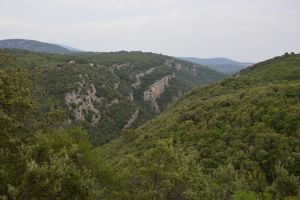 Valley of Sagniole brook to MONS by A1Z2E3R