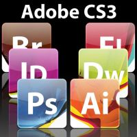 Adobe CS3 Icons My Turn by cavemanmac