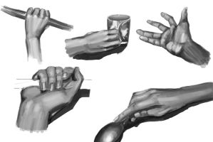 hands practice by TheMeszka