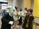 Metrocon 2014-Hiccup and Skye 2 by HopeDiamond101