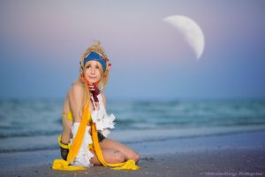 Rikku (Final Fantasy X-2) by Maxsy66