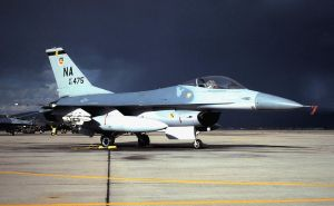 429 TFS F-16A at Longrifle 87 by F16CrewChief
