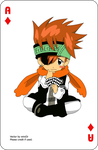 Lavi chibi card by wind3r