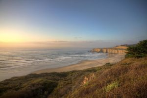 California Coast by Roswell51
