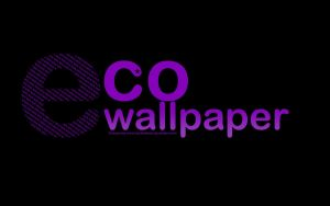 Eco Wallpaper Purple by UJz