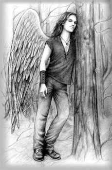 Angel of Death by Evels-Selena