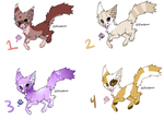 4 dog adopts (1 left!!! (open)) by nyadoptables