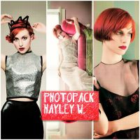 Photopack Hayley Williams by GuadalupeLovatohart