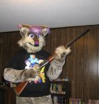 Jynx - Fursuit Friday by Rennon-the-Shaved