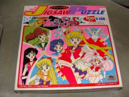 Sailor Moon Super S Puzzle by Mewmew34