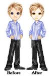 Carlisle Cullen: Before and Af by eternalsailorpisces