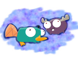 Buddy Icon for Clivefan and Me by SecretagentG