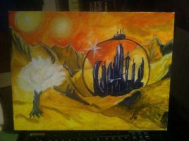 Gallifrey by ChronixPictures