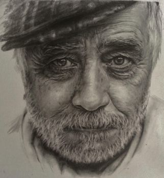 Old Man by Mikaela-G