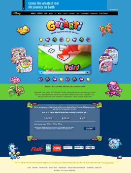 Flair - Gelarti Competition Page by ChubbaART