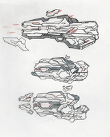Halo - Forerunner Weapons 1 by ninboy01