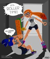 Roller Time by SrPelo