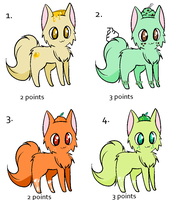 SUPER CUTE AND CHEAP CATS!!! by snoopyluver5