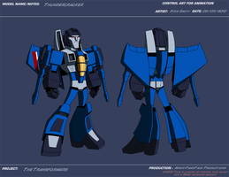 AP Thundercracker by KrisSmithDW