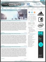 Clan Web template by Xfirus