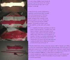 Shizuru's Naginata Progress by MidnightAislinn