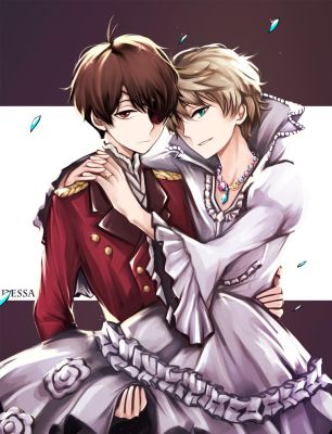 Count Inaho and Princess Slaine... again xD by Dessa-nya