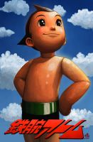Astro Boy by Ry-Spirit