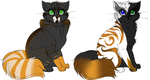 Cat Adopts 4 -Open by LadyLirriea
