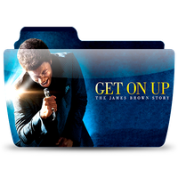 Get On Up Movie Folder Icon (Colorflow) by ThaJizzle