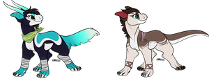Cheap Dragon adopts (CLOSED) by ArcticAquarius