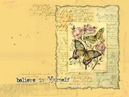 Believe In Yourself by Dody49