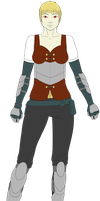 Constance - Outfit Concept Art by Tagrberry