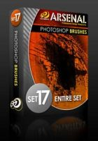 Photoshop Brushes Pack set 17 by rkoyuki